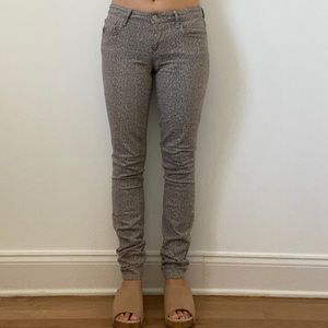 FINAL OFFER MARC BY MARC JACOBS patterned jeans